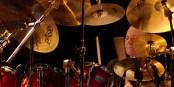 Am Samstag zeigt der Drummer von Colosseum, Jon Hiseman, was auf einem Schlagzeug alles möglich ist. Foto: Herrzipp / Wikimedia Commons / CC-BY-SA 3.0de