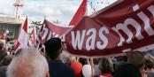 Eine seltsame Koalition aus konservativen und ultrakonservativen brachte unschöne Nebentöne in die Demonstration am Samstag in Straßburg. Foto: Palacre / Wikimedia Commons / CC0
