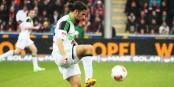 L'international suisse du VfL Wolfsburg, Ricardo Rodriguez, serait actuellement convoité par le Bayern. Samedi, il joue à Freiburg. Foto: © Kai Littmann