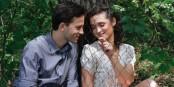 Arne et Doreen vivent un amour difficile, coincés entre les systèmes politiques. Foto: Credofilm, 2010