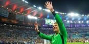 Im Gegensatz zur WM in Brasilien leistete sich Manuel Neuer am Samstagabend in Warschau einen dicken Fehler. Er war aber nicht der einzige... Foto: Agencia Brasil / Wikimedia Commons / CC-BY-SA 3.0br