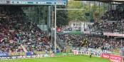 """Désormais, le SC Freiburg évoluera au """"Stade de la Forêt Noire"""", nouvelle appellation adoptée par la ville de Freiburg. Foto: © Kai Littmann"""
