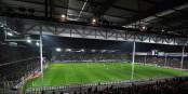 """Les jours du Schwarzwaldstadion à Freiburg sont comptés. Cap direction """"Wolfswinkel"""". Foto: Markus Unger, Vienna, Austria / Wikimedia Commons / CC-BY-SA 2.0"""