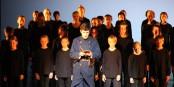"""Am Sonntag wird """"1918, L'Homme qui titubait dans la guerre"""" im Theater Freiburg aufgeführt. Mehr als lohnenswert! Foto: Eurojournalist(e)"""