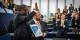 Dr. Denis Mukwege und Martin Schulz bei der Verleihung des Sacharov-Preises. Foto: (c) Claude Truong-Ngoc / Eurojournalist(e)