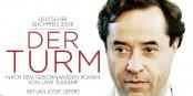 """Jan Josef Liefers fournit une prestation extraordinaire dans """"Der Turm"""" - présenté dans le cadre de """"Germanofilms"""". Foto: Affiche cinéma"""
