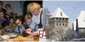 """Wer dem vorweihnachtlichen Kommerzstress entgehen möchte, findet im Ecomusée eine Oase der """"echten"""" Weihnacht. Foto: Ecomusée"""