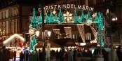 Auf dem Place Broglie erkennt man die alemannischen Wurzeln der elsässischen Weihnacht. Foto: PierrotM / Wikimedia Commons / GNU 1.2