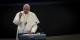 Le Pape François devant le Parlement Européen à Strasbourg. Foto: (c) Claude Truong-Ngoc / Eurojournalist(e)