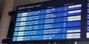 Sollte es diese Anzeigetafeln demnächst wieder zu sehen geben, dürfen wir  uns bei der Bahn bedanken. Foto: Eurojournalist(e)