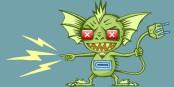 Il convient de se protéger contre les mauvais esprits qui espionnent nos ordinateurs et nos vies. Foto: EFF Graphics / Wikimedia Commons / CC-BY 3.0