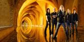 Die britische Hardrock-Band Saxon spielt am Freitag in der Straßburger Laiterie - Lederalarm! Foto: (c) Artefact PRL