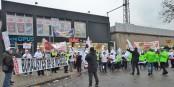 Französische Tabakhändler forderten in Kehl eine europäische Harmonisierung der Tabakpreise. Foto: Stadt Kehl / Annette Lipkowsky