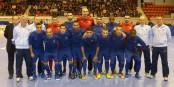 Die französische Futsal-Nationalmannschaft spielt im Januar zweimal im Elsass. Foto: LAFA