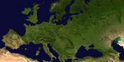 """Europa ist der zweitkleinste Kontinent - und muss eine andere Politik machen, um kein """"Scheinriese"""" zu sein. Foto: NASA / Wikimedia Commons / PD"""