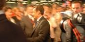 Wann will Nicolas Sarkozy eigentlich das Präsidentenamt ausüben? Zwischen zwei Gerichtsterminen?? Foto: Guillaume Paumier / Wikimedia Commons / CC-BY-SA 3.0