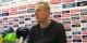 Il n'avait pas trop envie de se livrer avant le match contre le Hamburger SV - Christian Streich. Foto: AB