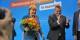 """""""Mutti"""" est contente. Elle a  été confirmée à la présidence de la CDU avec plus de 96% des votes. Foto: Eurojournalist(e)"""