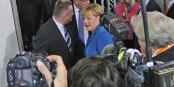 Ce qui se passe actuellement dans les Länder, ne peut pas plaire à Angela Merkel. Foto: Eurojournalist(e) / KL