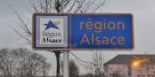 """Graue Wolken über der Region Elsass. Doch die """"elsässische Identität"""" wird überleben. Foto: Eurojournalist(e)"""