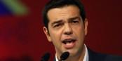 """Der Chef der """"Syriza"""" Alexis Tsipras beschert dem """"Europa der Finanzmärkte"""" ab sofort schlaflose Nächte. Foto: FrangiscoDer / Wikimedia Commons / CC-BY-SA 3.0"""