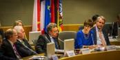 Überzeugend - Annegret Kramp-Karrenbauer bietet auch dem Elsass eine neue deutsch-französische Perspektive. Foto: Claude Truong-Ngoc / Eurojournalist(e)
