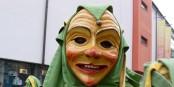 Pendant le Carnaval, vous risquez de croiser des têtes pareilles en Pays de Bade. Foto: Andreas Praefcke / Wikimedia Commons / CC-BY 3.0