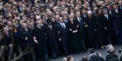 Ils étaient tous affectés - maintenant, ce sont des actes qui doivent suivre. Foto: (c) Présidence de la République / P. Segrette / L. Blevennec