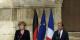 Sehr viele Gemeinsamkeiten in der Europapolitik dürften Hollande und Merkel in Strassburg nicht finden. Foto: Garitan / Wikimedia Commons / CC-BY-SA 3.0