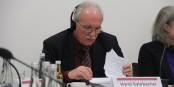 Pour Horst Sahrbacher, patron de l'ANPE d'Offenburg, la hausse du chômage dans l'Ortenau n'a rien d'inquiétant. Foto: Eurojournalist(e)