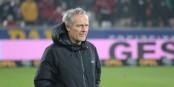 Le coach fribourgeois Christian Streich sait qu'il lui reste du travail cette semaine. Foto: Eurojournalist(e)