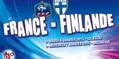 Pour obtenir ses places pour les deux rencontres France - Finlande (futsal), il faut faire vite... Foto: LAFA