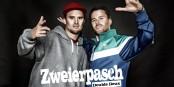 Die beste deutsch-französische Band, Zweierpasch/Double Deux, wird auch 2015 die deutsch-französische Sache befördern. Foto: Timmy Hargesheimer