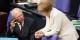 Wolfgang Schäuble et Angela Merkel - les champions de l'Europe des Banques. Mais la Grèce n'en veut plus. Foto: Tobias Koch / Wikimedia Commons / CC-BY-SA 3.0de