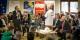 """Roland Ries a expliqué aux jeunes à Kehl les raison qui ont conduit la ville de Strasbourg à organiser ces """"conférences citoyennes"""". Foto: Claude Truong-Ngoc / Eurojournalist(e)"""
