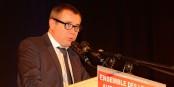 Zwar konnte der PS-Kandidat Frédéric Barbier im Doubs knapp gewinnen, doch der Aufstieg des Front National geht weiter. Foto: Thomas Bresson / Wikimedia Commons / CC-BY 3.0