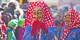 Pendant le carnaval badois, on chasse l'hiver. Comme ici à Freiburg, les cortèges y sont très coloriés et impressionnants. Foto: Eurojournalist(e)