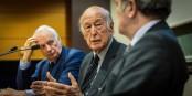L'ancien président a enthousiasmé son public strasbourgeois. Foto: Claude Truong-Ngoc / Eurojournalist(e)