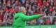 """Lucien Favre (Borussia Mönchengladbach) : """"Le SC Freiburg a contrôle le match..."""" Mais les Brisgauviens rentrent les mains vides. Foto: Eurojournalist(e)"""