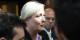 """C'est elle qui profite le plus de la faiblesse des partis dits """"populaires"""" - et cela pourrait conduire la France vers un gouffre. Foto: Eurojournalist(e)"""