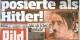 """Le nouveau chef de la """"Pegida"""" est aussi l'ancien - Lutz Bachmann n'arrivera pas à fédérer les xénophobes en Allemagne. Foto: Screenshot / BILD"""