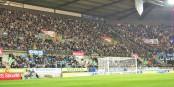Über 20.000 Zuschauer werden heute Abend für eine beeindruckende Kulisse für das Elsass-Derby in der Straßburger Meinau sorgen. Foto: Eurojournalist(e)