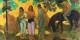 L'une des plus belles expositions de Paul Gaugin - à Bâle. Foto: Ruperupe, Tahiti is a Wonderland, 1899, Moscou, The Pushkin State Museum of Fine Arts