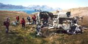 Beim 1. Falkland-Krieg gab es sogar richtige Opfer. Könnte es beim Falkland-Krieg 2.0 auch wieder geben. Foto: Brocken Inaglory / Wikimedia Commons / GNU 1.2