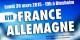 Zwei Länderspiele Frankreich - Deutschland stehen im Elsass an. Kostenlose Tickets gibt's beim elsässischen Verband LAFA. Foto: LAFA
