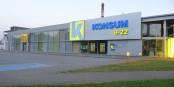In Estland ist der Name der Supermärkte (wie früher in der DDR) Programm... Foto: Dmitry G / Wikimedia Commons / PD