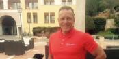 Martin Wagner vertrat den Oberrhein beim GOFUS-Turnier auf Mallorca. Foto: privat
