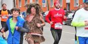 Même l'Homme de Néandertal a participé au 12e Marathon de Freiburg... Foto: Eurojournalist(e)
