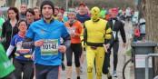 Comme tous les ans, de drôles de personnages participeront le 29 mars au Marathon de Freiburg... Foto: Eurojournalist(e)