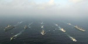 Les Etats-Unis sont en route vers une nouvelle guerre en Europe. Stoppons-les ! Foto: Airman Joshua E. Helgeson / US Navy / Wikimedia Commons / PD